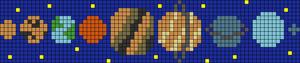 Alpha pattern #49879