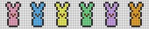 Alpha pattern #49883