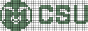 Alpha pattern #49886