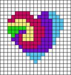 Alpha pattern #49891