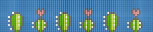 Alpha pattern #49892