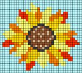 Alpha pattern #49903