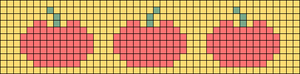 Alpha pattern #49917