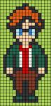 Alpha pattern #49918