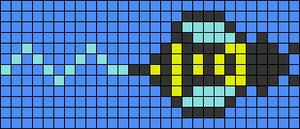 Alpha pattern #49920