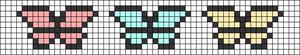 Alpha pattern #49923