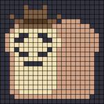 Alpha pattern #49930