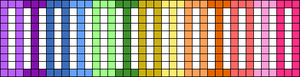 Alpha pattern #49935
