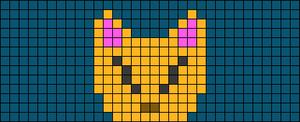 Alpha pattern #49941