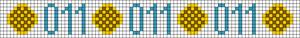 Alpha pattern #49963