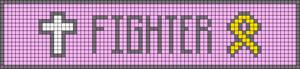 Alpha pattern #49968