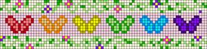 Alpha pattern #49970