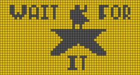 Alpha pattern #49973