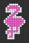 Alpha pattern #49981