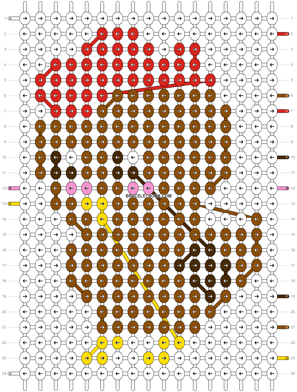 Alpha pattern #49991 pattern