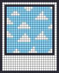 Alpha pattern #49992