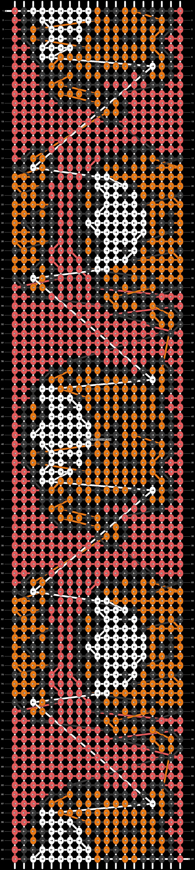 Alpha pattern #49994 pattern