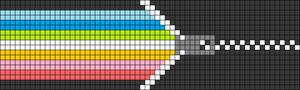 Alpha pattern #49998