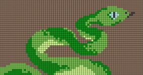 Alpha pattern #50000