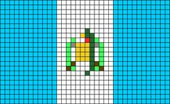 Alpha pattern #50004