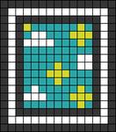 Alpha pattern #50009