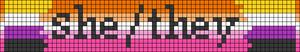 Alpha pattern #50029