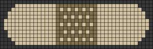 Alpha pattern #50034