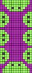 Alpha pattern #50050