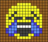 Alpha pattern #50059