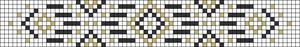 Alpha pattern #50068