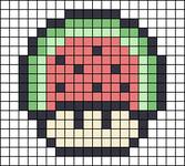 Alpha pattern #50071