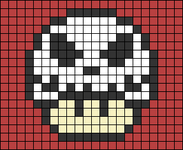 Alpha pattern #50073
