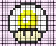 Alpha pattern #50074