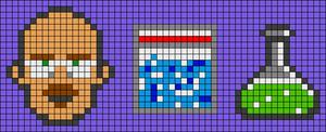 Alpha pattern #50077