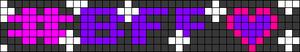 Alpha pattern #50093