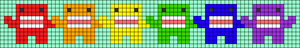 Alpha pattern #50094