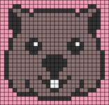 Alpha pattern #50095
