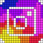 Alpha pattern #50112