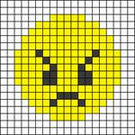 Alpha pattern #50122