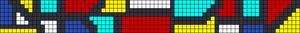 Alpha pattern #50130