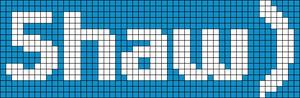 Alpha pattern #50133