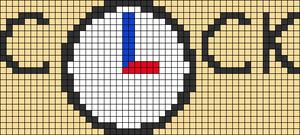 Alpha pattern #50144