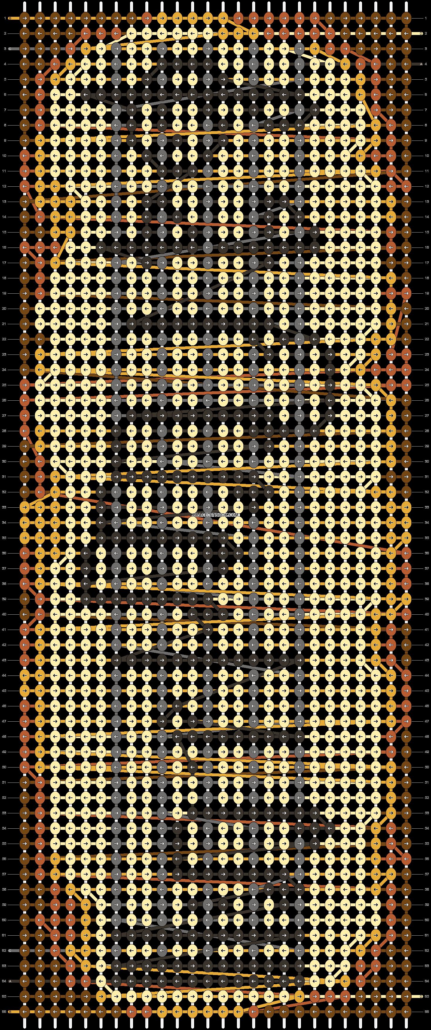 Alpha pattern #50150 pattern