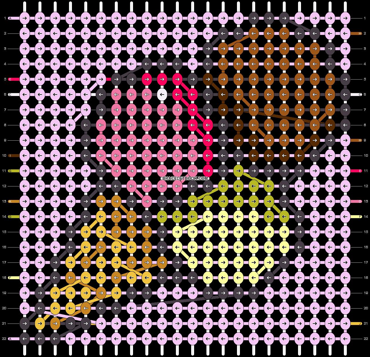 Alpha pattern #50172 pattern