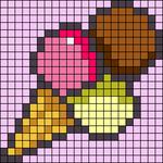 Alpha pattern #50172