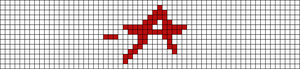 Alpha pattern #50175