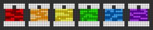 Alpha pattern #50179
