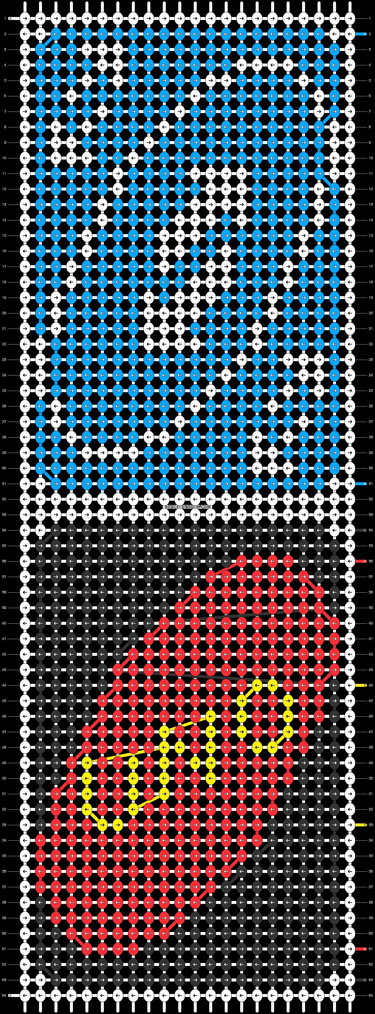 Alpha pattern #50181 pattern