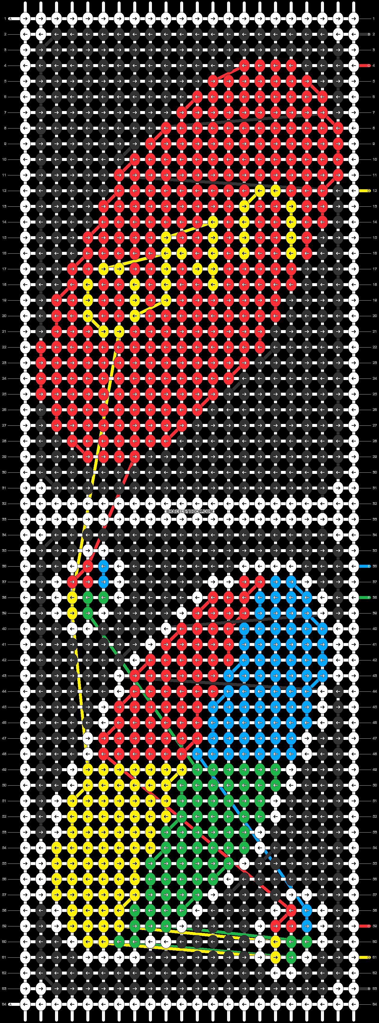 Alpha pattern #50184 pattern