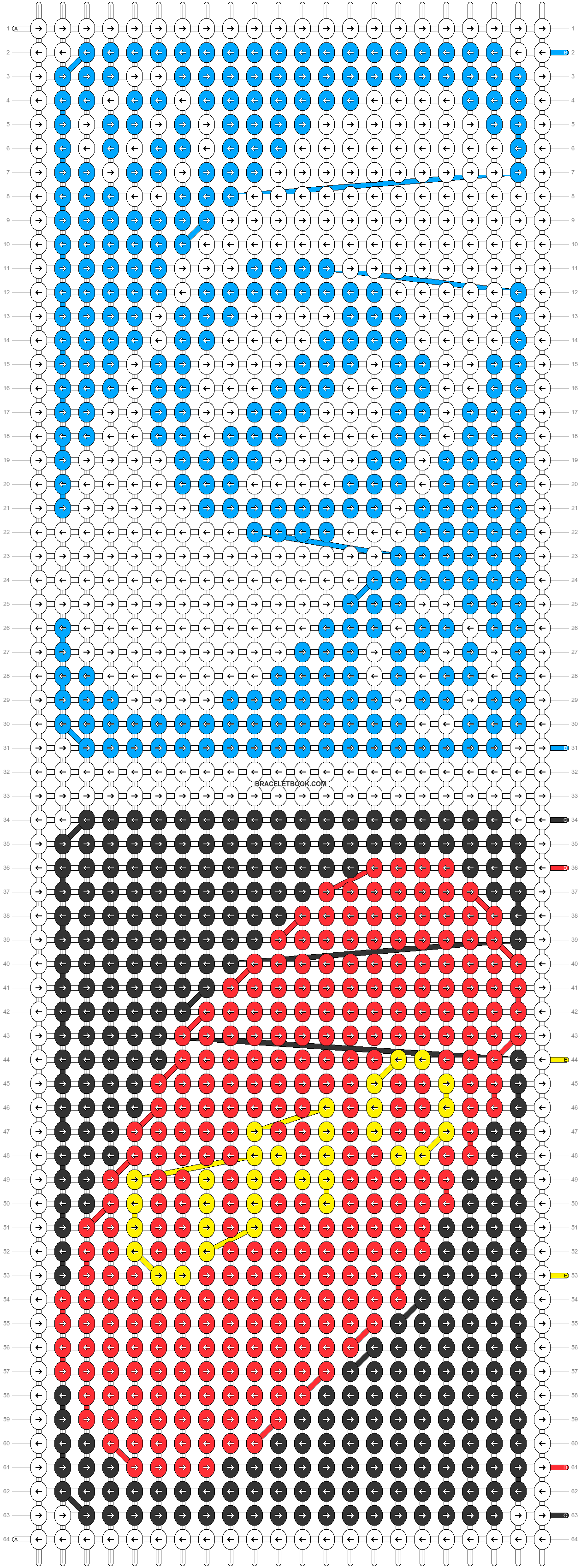 Alpha pattern #50187 pattern
